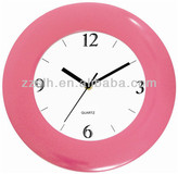 village style wall clock with diffrent shape