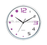 10inch diy small cheap promotional plastic wall clock
