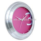 special dial metal quartz clock
