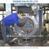 ball of gas ball valve