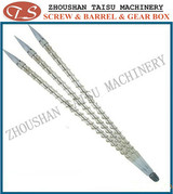 screw barrel of plastic injection moulding machine spare parts