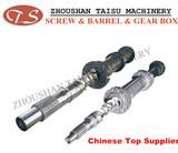 high out put bimetallic rubber screw and barrel in Zhoushan