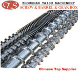 ZHOUSHAN High quality screw barrel 38 CrMoAlA for extruder with long work life