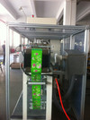 Sanitary napkin medium packaging machine