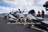 all high power Electric scooter successfully arrive in Lasa city,Tibet sky road