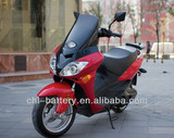 the first Chinese 4000w electric motorcycle passed L3e EEC in 2008