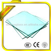 Clear and Colored Tempered Glass Manufacturer with CE/CCC/ISO9001