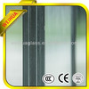 6.38-40.38mm TEMPERED LAMINATED GLASS PRICE with CE / ISO9001 / CCC
