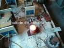 Portable 30kw high frequency Induction Heating Device Metal induction small copper melting induction furnace