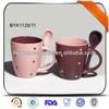 glazing pot stoneware coffee mug