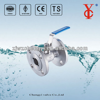 Reduced Bore Stainless Steel Ball Valve