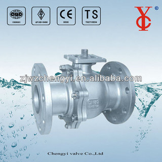 2inch 150LB floating ball valve