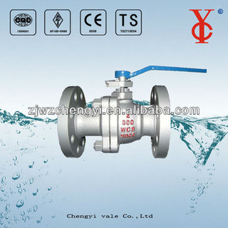 2inch 600LB cast steel floating ball valve