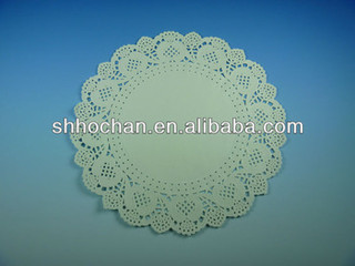 """all size eco-friendly paper doilies round 12.5""""/paper doilies round"""