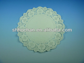 """all size eco-friendly paper doilies round 11.5""""/paper doilies round"""