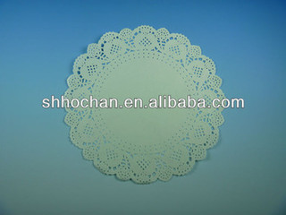 """all size eco-friendly paper doilies round 10.5""""/paper doilies round"""