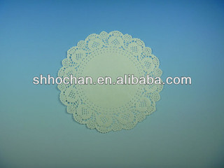 """all size eco-friendly paper doilies round 8.5""""/paper doilies round"""