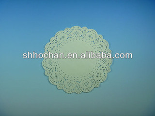 """all size eco-friendly paper doilies round 7.5""""/paper doilies round"""