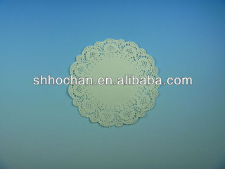 """all size eco-friendly paper doilies round 6.5""""/paper doilies round"""