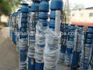 Submersible deep well irrigation pumps