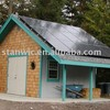 Tile Roof Solar Mounting System, Solar PV Mounting, Pitched Solar Roof Mounting System