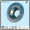 Idler Seat hot sale high polish and low eccentricity Bearing310 SPHC Belt Conveyor Roller Bearing Endcap