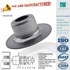 ball bearing housing for idler roller
