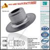 bell housing design for roller bearing