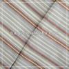 100%polyester stripe memory fabric shirt fabic