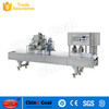 CFD-4 Automatic Cup Filling And Sealing Machine Cup Filling Sealing