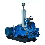 BW600 Portable Small Diesel Mud Pump for Drilling