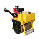 Hydraulic Pump Drived SH-700 Walking Type Single Drum Vibratory Road Roller