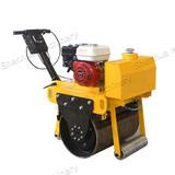340kg SH-30 Walk Behind Gasoline Single Cylinder Vibrating Road Roller