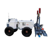 YZ25-4E Wheeled Type Concrete Laser Screed Machine