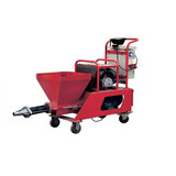 Recognized By The Market N2 Semi-Automatic Plaster Spraying Machine