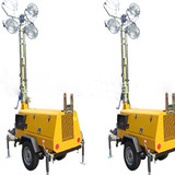Well-sold In Present Market MO-5659 Automatic Mobile Light Tower