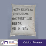 China manufacturer 98% Calcium formate