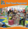 soft indoor playground equipment-indoor soft carousel