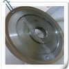 Metal bond diamond grinding wheels for magnetic materials