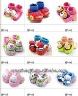 Little 3d animal face baby sock shoe baby shoe socks,cheap baby socks,organic baby socks