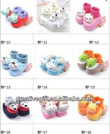Little 3d animal face baby sock shoe baby animal boots, baby sock shoes, animal print baby boots