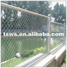 PVC coated, electro galvanized and hot-dipped galvanized Chain link fence/mesh fence