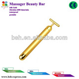 24K Gold Facial Vibrators