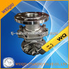 SS casting Ball Valve with Low Platform