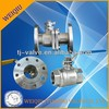 2PC Stainless Steel Flanged Ball Valve (Q41F)