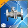 Manual Flange Stainless Steel Ball Valve