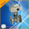 SS casting DN25 stainless steel ball valve supplier