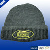 Wholesale wool knitted winter hats chunky hat for men