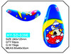 2013 popular bike saddle/kids bicycle saddle