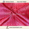 Two Tones 100% Polyester Dobby Lining Fabric